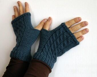 Pavone guanti senza dita