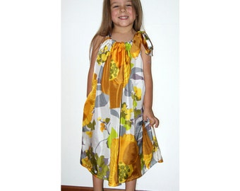 Pillow dress size 5 years