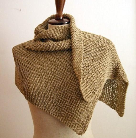 Sugarcane scarf