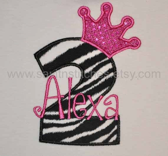 Birthday shirt or bodysuit, Personalized just for your little one, Choice of fabrics and fonts