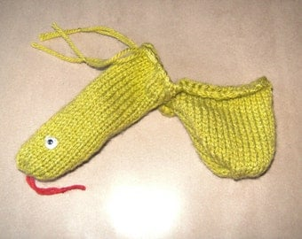 Sid the Snake Willy Warmer