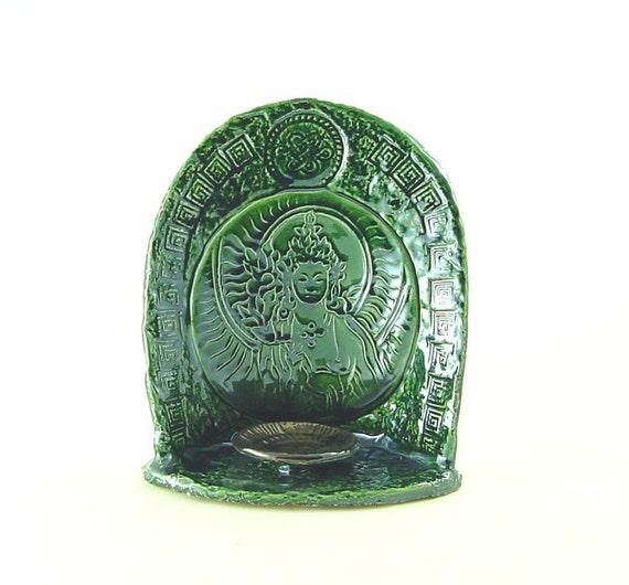 Green Tara Shrine