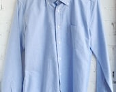 Cambridge Oxford Shirt in Light Blue - BkT10
