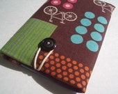 Kindle Cover Sleeve Case Kindle Touch Cover or other eReader - Bicycles