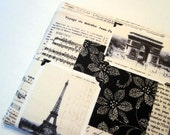 9 to 10 inch Laptop Mini Sleeve Netbook Case Cover - April in Paris