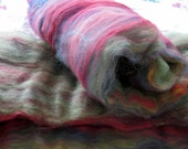 Batty Batts: 4.6oz Hand Carded Batt