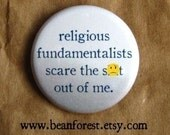 religious fundamentalists are scary   -mature-