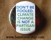 don't be fooled. climate change is not a partisan issue