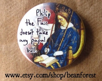 philip the fair doesn't take any papal bull