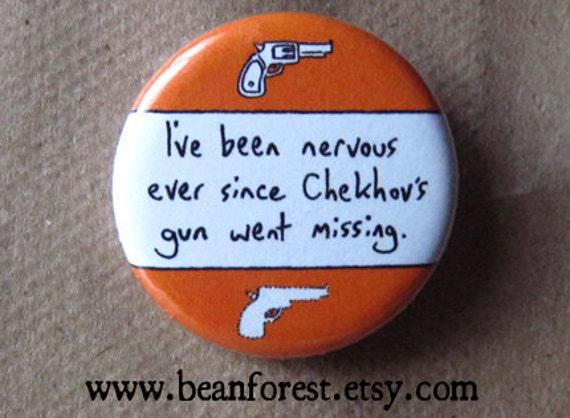 Chekhov Gun Quote Chekhov 39 s Gun Went Missing