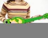Frog ukulele