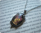 Little Misses Gryffindor Necklace