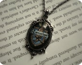 Little Misses Ravenclaw Necklace