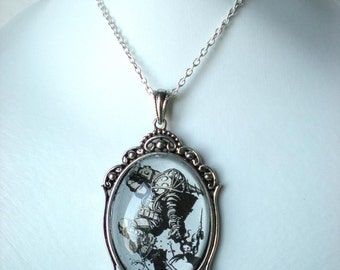 Bioshock Little Sister Necklace