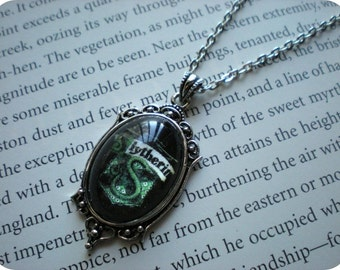 Little Misses Slytherin Necklace