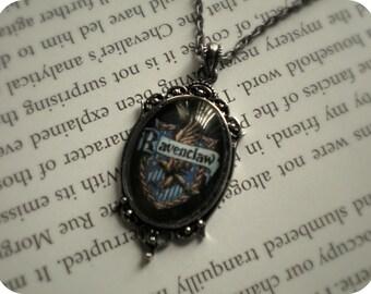 Little Misses Ravenclaw Necklace