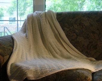 Micah's Baby Blanket - Pattern
