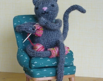 Beth's Kitty - pattern