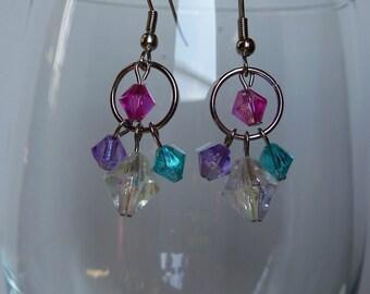 Jeweled Earrings