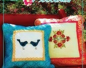 Clearance Pastime Pillows Kit and Sewing Pattern