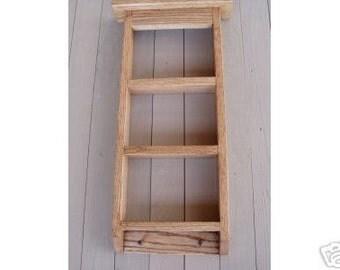 Oak Wall Shelf Shadow Box Wholesale