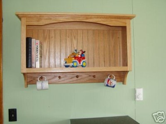 like this item - Wooden Wall Rack Designs
