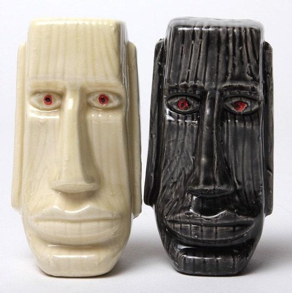 Handmade Ceramic Salt And Pepper Shakers Ceramic Salt And Pepper