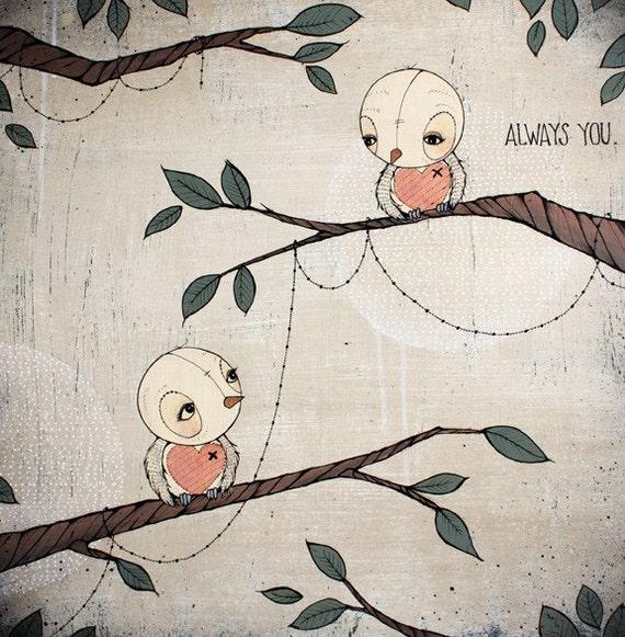 Always You - Canvas Print