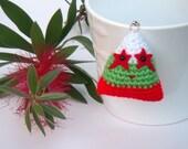 Reindeer candy corn - Christmas