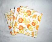 Autumn Sunflower napkin set