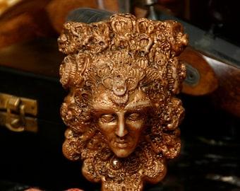 Creon Medallion - Copper