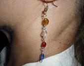 PIF Circus Fun earrings