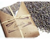 Lavender in Kraft Packaging - 1/2 cup