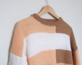 Louise (Color Block Sweater)
