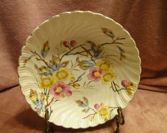 Lovely Aesthetic Period Bowl with Florals - Franz Mehlen-