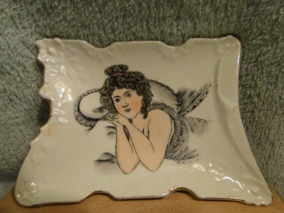 Victorian Pin Tray-