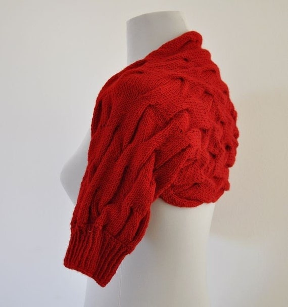Find great deals on eBay for red shrug sweater. Shop with confidence.