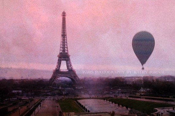 eiffel tower paris pink - photo #24