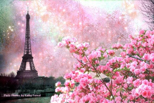 beautiful paris pink - photo #26