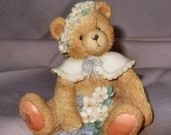 """Cherished Teddies Collectible Friendship Bear - """"May"""""""
