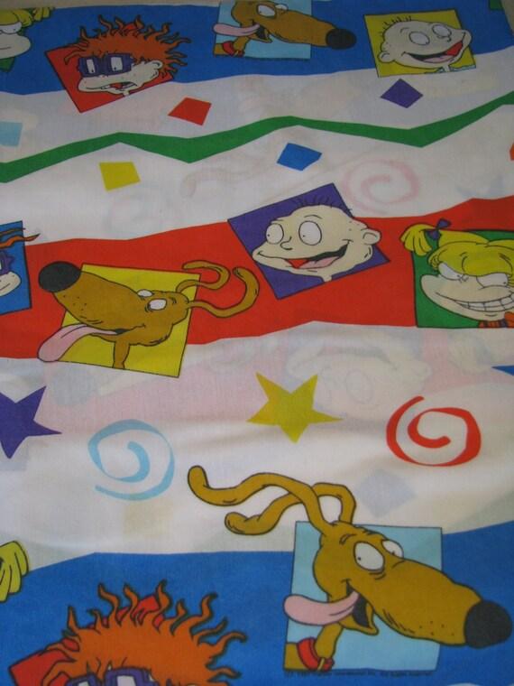 HOLD FOR STEPH Vintage Rugrats kids twin sheet set