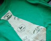 Iddy Biddy Tie Shirt - John Deere