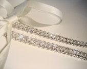 Crystal Headband - JEWEL, headband, rhinestone headband, hair accessories, halo headband, weddings, wedding headband