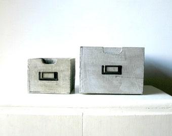 Photography Print - Memory Boxes