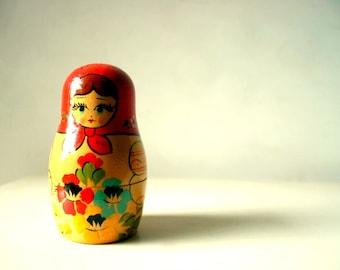 Russian Matryoshka - Fine Art Photography Print