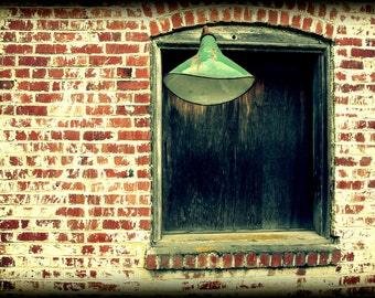 Industrial Brick -  high quality Photography Print