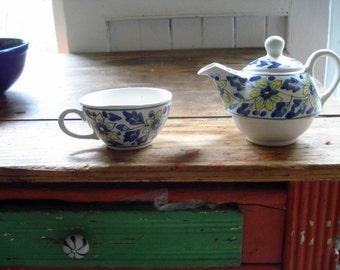 Vintage Italian Tea SET