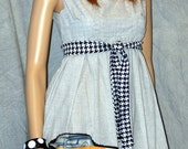 Hot Rod Honey Retro Rockabilly Babydoll Style Dress