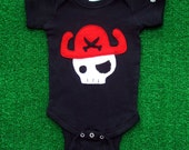 Cool Pirate Infant Bodysuit