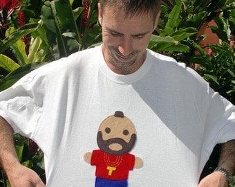 Looks Like Mr. Tee... Adult T-Shirt